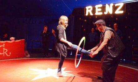 Pienessä sirkuksessa yleisöllä on tärkeä rooli