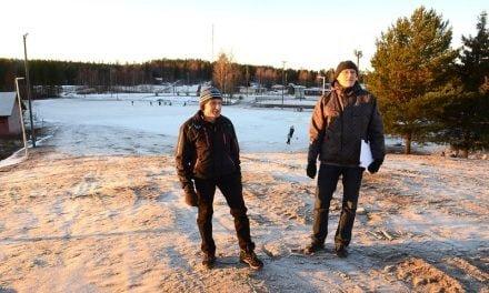 Lumipula siirtää taas kerran Pihtiputaan maakuntaviestiä