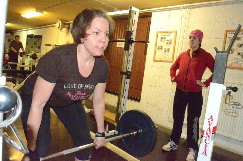 Body Camp -ryhmässä treenataan kovaa ja syödään oikein
