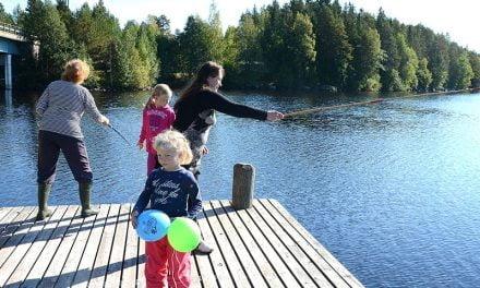 Lossivuoren loma-asuntoalue mietityttää Saarenkylällä