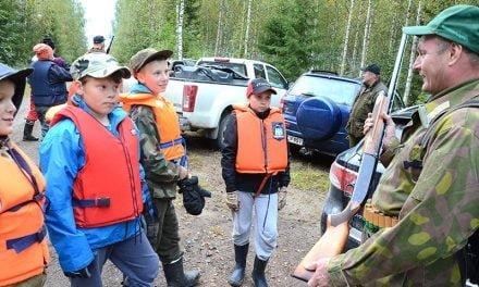 Metsästysharrastusta ei haluta päästää ukkoontumaan
