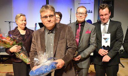 Rengas ja Öljy sekä Holm & Uusitalo Vuoden yrittäjiksi