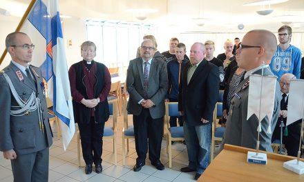 """""""Armeija on Suomen tasa-arvoisin paikka"""""""