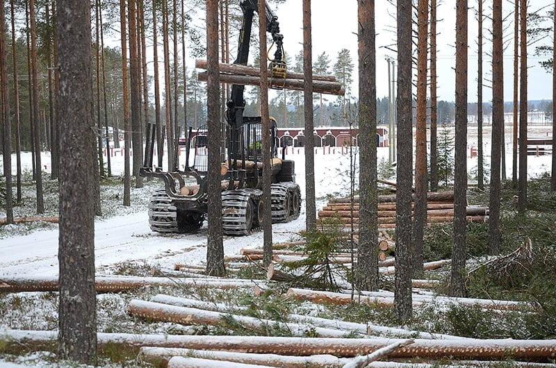 Äänekosken biotuotetehdas poikii lisää työtä myös pohjoiseen Keski-Suomeen