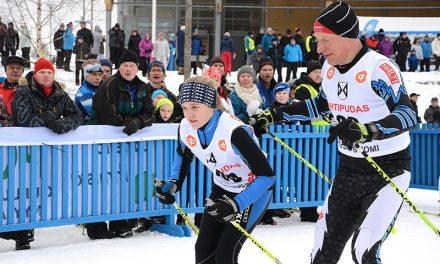 Pihtipudas hiihti yhdenneksitoista Keski-Suomen maakuntaviestissä