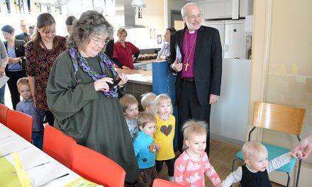 Yhteistyö takaa itsenäisen seurakunnan tulevaisuuden