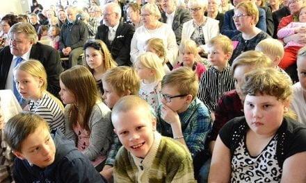 Muurasjärven koulun 130-vuotisjuhla oli kouluväen ja kyläläisten yhteinen voimanponnistus