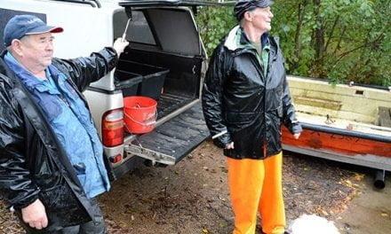 Kalastajan etsintöjä jatketaan Kolimalla