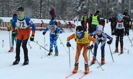 Roni Kinnuselle piirinmestaruus tutulta hiihtoladulta