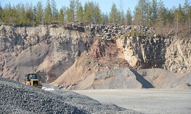 Kaivoksesta puhuminen on aikaista, mutta alue herättää mielenkiintoa