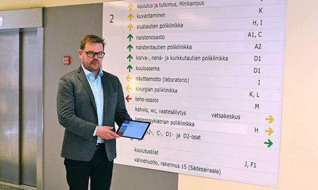 Baxter bongasi suomalaisen etäpalvelun tv-uutisista