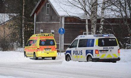 Poliisia joudutaan odottamaan Kinnulassa pitkään