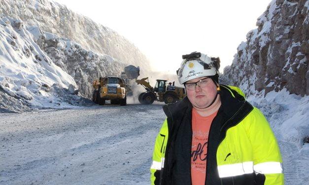 Jari Kinnunen vastaa siitä, että moottoritie valmistuu