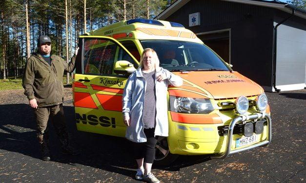 Ensihoitoyrittäjät järkyttyivät ambulanssiratkaisusta